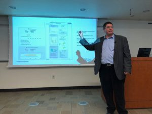 Jason Owen-Smith presents CTSA pilot findings