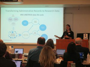 Beth Uberseder talks about the research data release