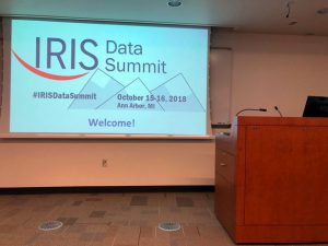 Welcome to the IRIS Data Summit