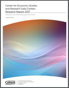 U.S. Census CES Report